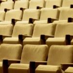 Theater Seats — Stock Photo #31694141