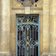 Stock Photo: Doorway In Old Town Square, Prague, Czech Republic