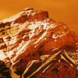 Stock Photo: Mountain Peak