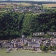 Stock Photo: Saint Goar, Rhine River Valley, Germany