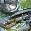 Stock Photo: Rusty Old Classic Car