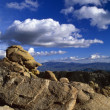 Stock Photo: Rock Formations, SantCatalinMountains