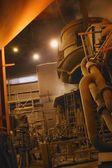 Staalfabriek — Stockfoto