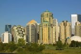 City Skyline — Stock Photo