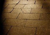 Block Paving — Stock Photo