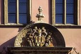 Old Town Coat Of Arms, Prague, Czech Republic — Stock Photo