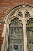Stain Glass Windows — Stock Photo