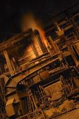 Steel Factory Machinery — Stock Photo