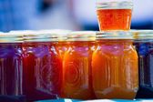 Jars Of Preserves — Stock Photo