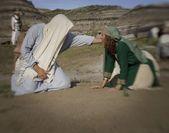 Jesus Forgives — Stock Photo