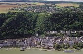 Saint Goar, Rhine River Valley, Germany — Stock Photo