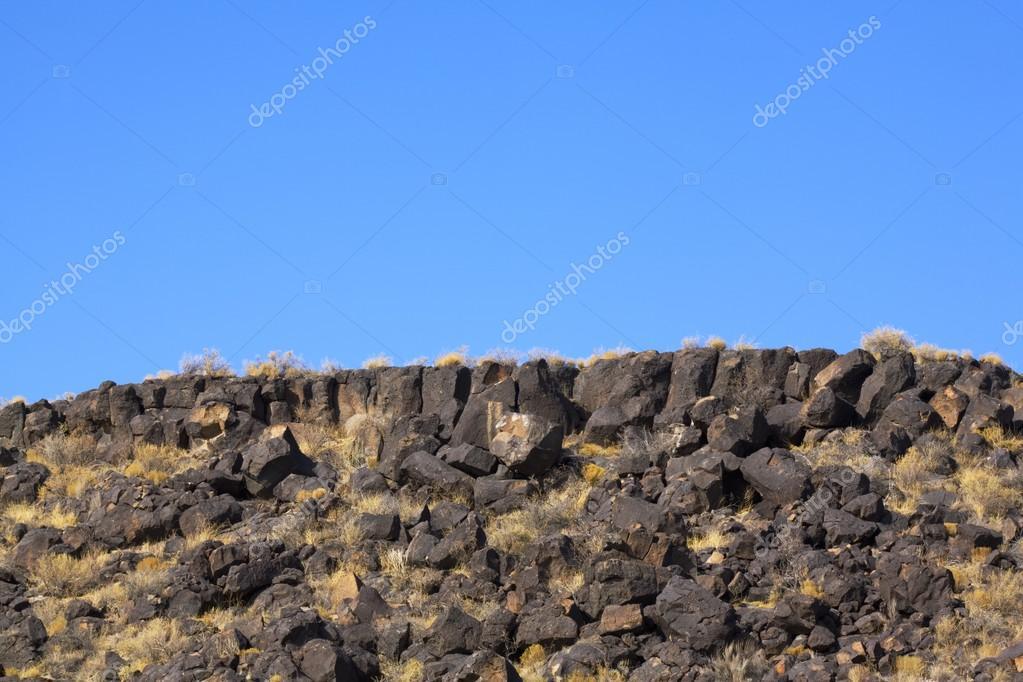 Basaltic Lava Rock Basalt Lava Rock Escarpment