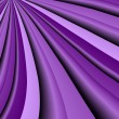 Stock Photo: Purple Pinwheel Abstract