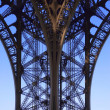Close Up Of Base Of Eiffel Tower — Stock Photo #31707369