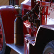 Stock Photo: Old Fashioned Fire Truck