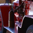 Old Fashioned Fire Truck — Stock Photo