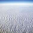 Stock Photo: High Altitude View Of Clouds