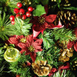 Christmas Arrangement — Stock Photo #31709837