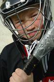 若いホッケー選手 — ストック写真
