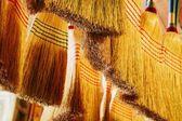 Brooms — Stock Photo