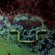 Closeup Of Rusty Handle — Stock Photo #31710803