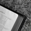 Bible Open To Matthew — Stock Photo #31711049