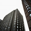 Low Angle Of Apartment Buildings — Stock Photo #31711505