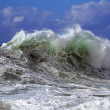 Stock Photo: Breaking Wave