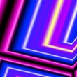 Stock Photo: Neon Abstract