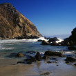 Stock Photo: Big Sur California