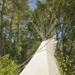 Stock Photo: Tipi outdoor