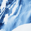 Closeup Of Winter Waterfall — Stock Photo #31712679
