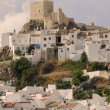 Stock Photo: 12Th Century Moorish Castle, Olvera, Cádiz, Spain