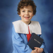 Sunday School Graduation — Stock Photo