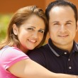 Stock Photo: Latino Couple