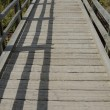 Stock Photo: Boardwalk