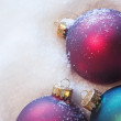 Christmas Ornaments — Stock Photo #31714093