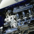 Stock Photo: Closeup Of Motorcycle