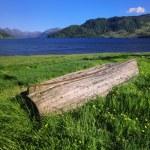 Loch Duich In Scotland — Stock Photo