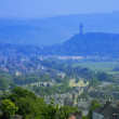 William Wallace Monument In The Distance — Stock Photo #31715223
