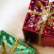 Gift Ornaments — Stock Photo