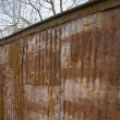 Wall Of Rust — Stock Photo #31715911