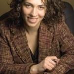Portrait Of A Business Woman — Stock Photo #31716015