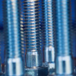 Group Of Bolts — Stock Photo #31716881