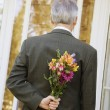 MBringing Flowers — Stock Photo #31717451