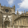 Cathedral, Seville, Spain — Stockfoto #31718945
