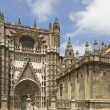 Stock Photo: Cathedral, Seville, Spain