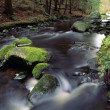 Stock Photo: A Rushing Brook