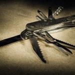 Pocket Knife — Stock Photo
