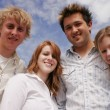 Group Of Young Adults — Stock Photo #31719899